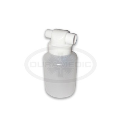 Replacement Cannisters/Collection Jar for Rescuer MVP Hand Held Suction Pump - Single